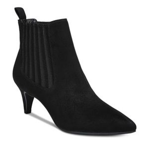 NWT!!! Black Bar III Elizaa Ankle Booties Size 11